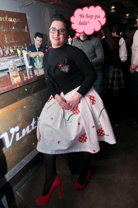 Vintage Life Style by iFranko - Rockabilly showdown i moja haljina u višnjama