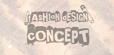 fashion design concept -