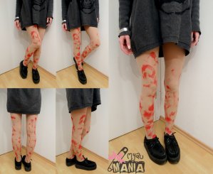 bloody tights myaumania all cp